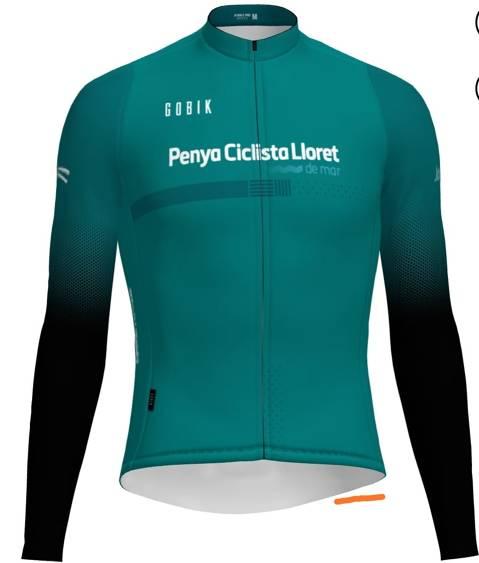 Equipació hivern Penya Ciclista Lloret 2020