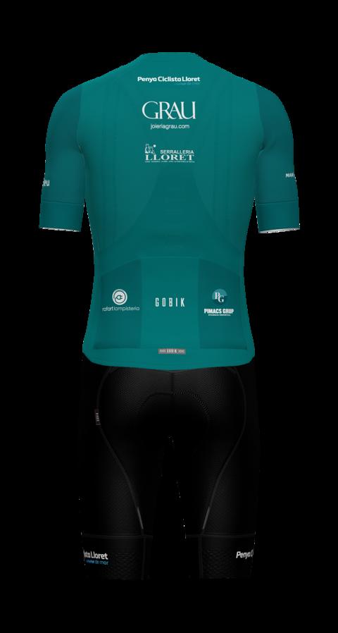 Equipació estiu Penya Ciclista Lloret 2020.